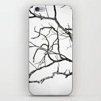 Broken sky iPhone & iPod Skin