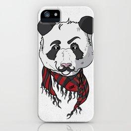 Be the Panda. iPhone Case