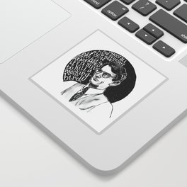 Atticus Finch Sticker