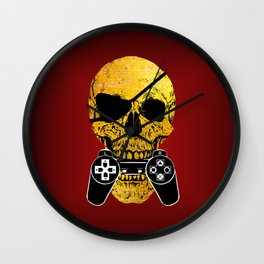 Gamer Wall Clock