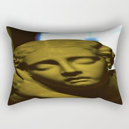 Sorrow Rectangular Pillow