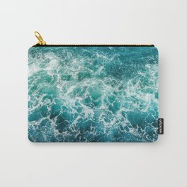 dancing waves Carry-All Pouch