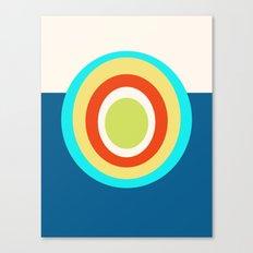 FULL CIRCLE Canvas Print