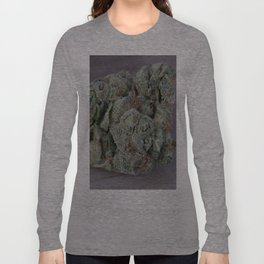 Dr. Who Medicinal Medical Marijuana Long Sleeve T-shirt