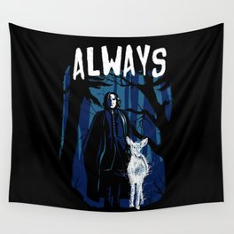 Always Piton Wall Tapestry