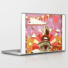 AFTERNOON PSYCHEDELIA REDUX Laptop & iPad Skin