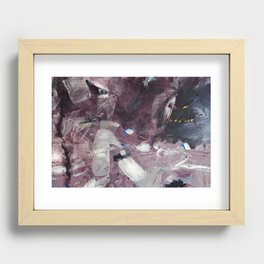 Wolf Recessed Framed Print