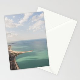 Lake Shore Drive Stationery Cards