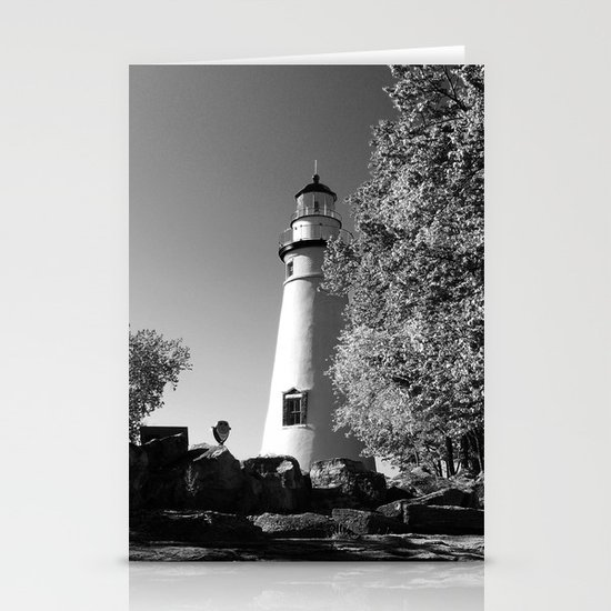 Lighthouse... Stationery Cards