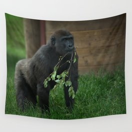 Lope The Gorilla Wall Tapestry