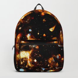 Night Magic Composition Backpack