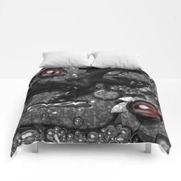 Mechanical eyesight Comforters
