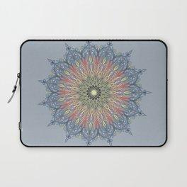 swirl mandala Laptop Sleeve