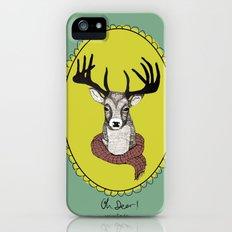Oh, deer! iPhone (5, 5s) Slim Case