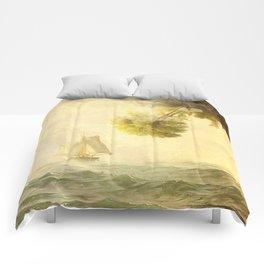 To Misty Mountains Comforters