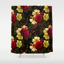 Vintage & Shabby Chic - Night Affaire III Shower Curtain