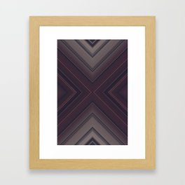 Rusty Barrel Framed Art Print