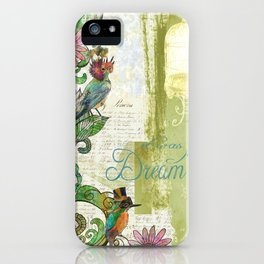 It Was All Just A Dream iPhone Case
