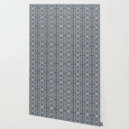 Shibori Mirror Wallpaper