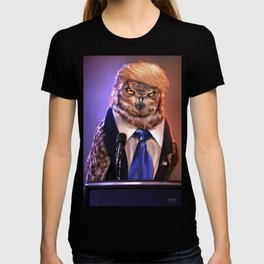 Election 2016 - Donowl Trump T-shirt