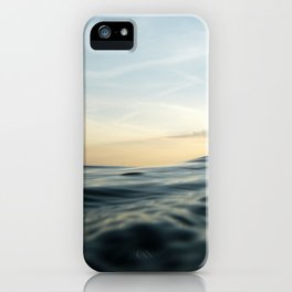 Velvet Sea iPhone Case