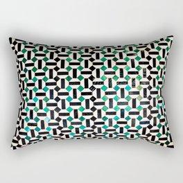 Alicatado 5 Rectangular Pillow