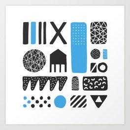 SET Art Print