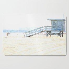 Lifeguard Tower Cutting Board