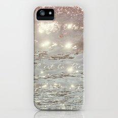 C'est La Vie II iPhone (5, 5s) Slim Case