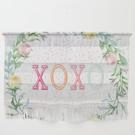 xoxo Wall Hanging