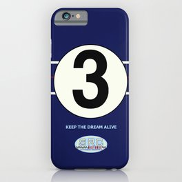 SRC Preparations. Racecar Rebels. 3 iPhone Case