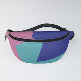 Minimalism Abstract Colors #9 Fanny Pack