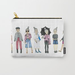 STYLISH GRANNIES Carry-All Pouch