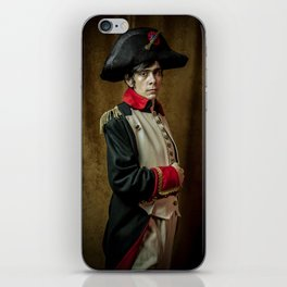 Napoleon B iPhone Skin