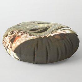 Copper Tilt Floor Pillow