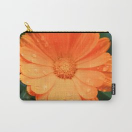 Captivating Calendula Carry-All Pouch
