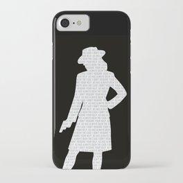 Agent Carter iPhone Case