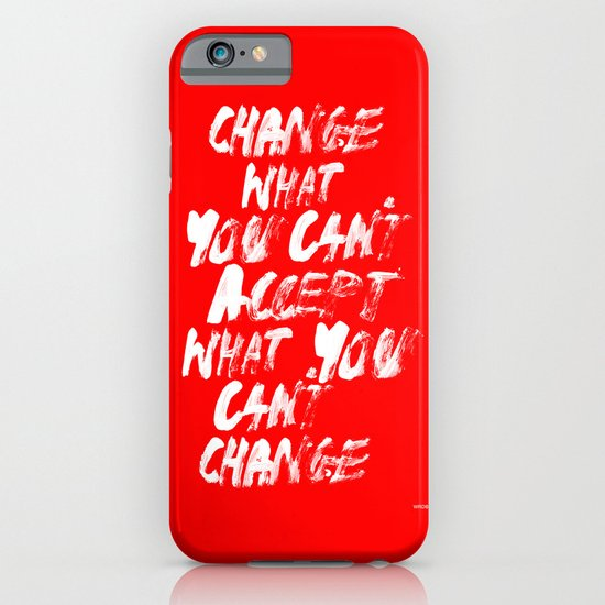 Accept / Change iPhone & iPod Case