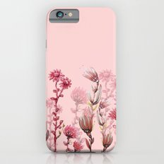 For Her ! Pink Flowers Slim Case iPhone 6