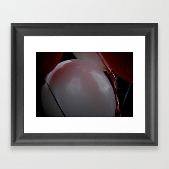 Lift Framed Art Print