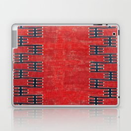 Yüncü Balikesir Northwest Anatolian Kilim Print Laptop & iPad Skin