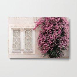 The Window Metal Print