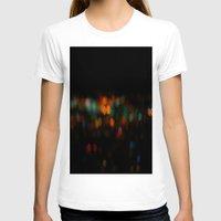 bokeh T-shirts featuring Bokeh by Fox Industries