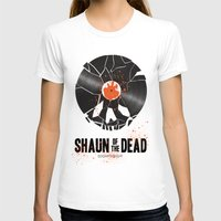 shaun of the dead T-shirts featuring Shaun of the dead by Wharton