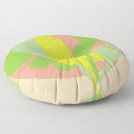 Plantain Banana Tree Floor Pillow