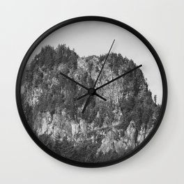 Beacon Rock -  Adventure Awaits Wall Clock