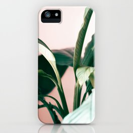 Leaves Plant iPhone Case