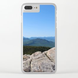 Mount Chocorua Clear iPhone Case