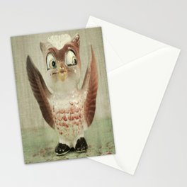 Owl Be Waiting Stationery Cards