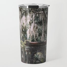 Bonaventure Cemetery, Savannah, Georgia Travel Mug